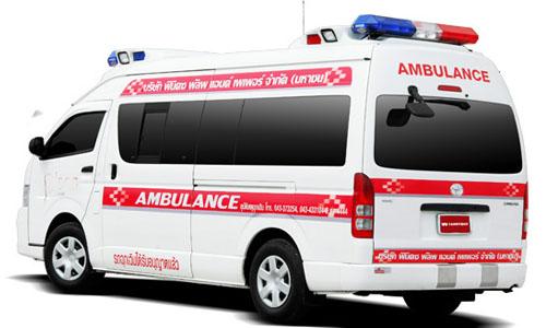 GPS and Ambulance CCTV